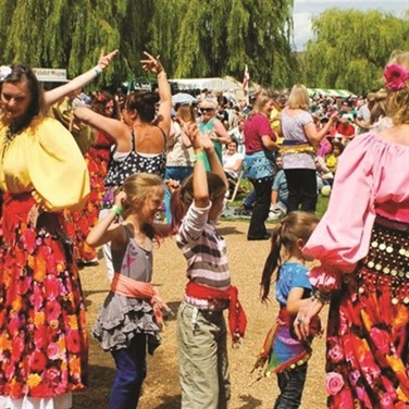 Stratford-Upon-Avon River Festival