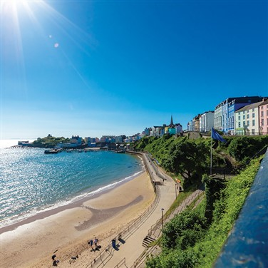 Tenby, Saundersfoot & Wonderful South Wales