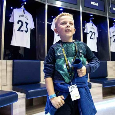 Tottenham Hotspur Football Stadium Tour
