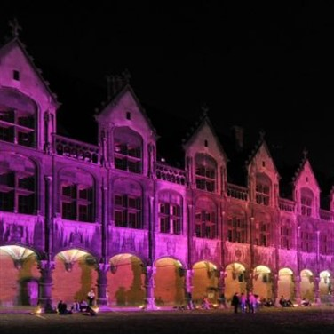 Valkenburg & Lights of Liege Noctournal Festival