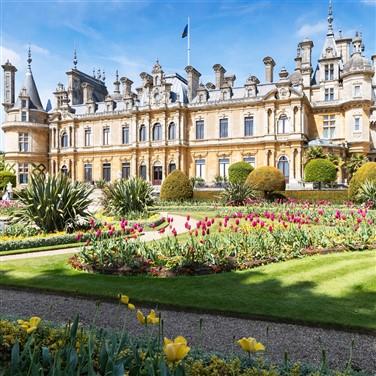 Historic Oxford, Waddesdon Manor House & Gardens