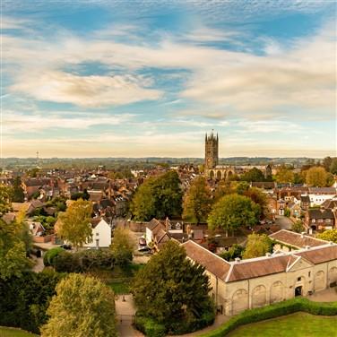 Malvern Hills & Royal Worcester 2022
