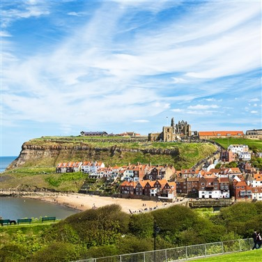 Royal Whitby & the North Yorkshire Moors
