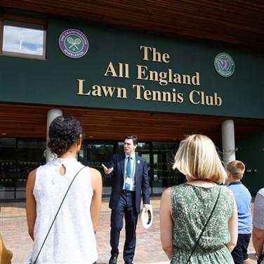 Wimbledon Behind the Scenes: Museum & Tour