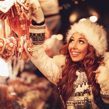 Stratford Upon Avon Victorian Christmas Market