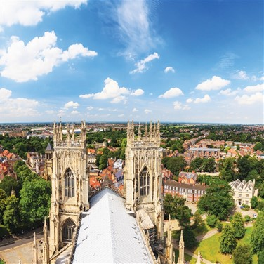 York with optional 2 course lunch