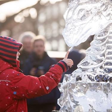 NEW York Ice Festival 2022