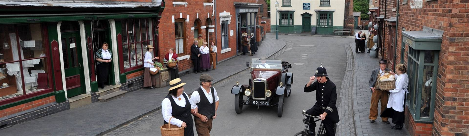 The Black Country Musuem