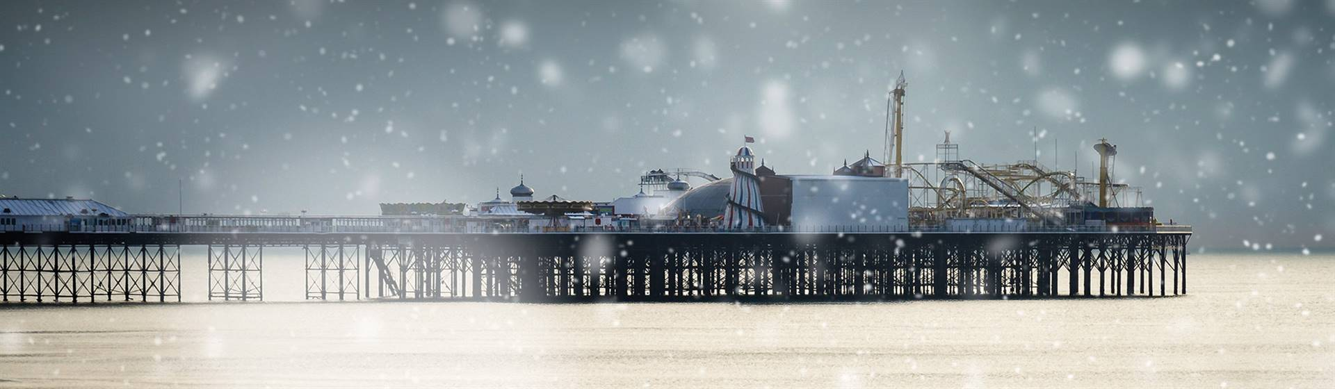 Brighton & The South Coast Christmas Break