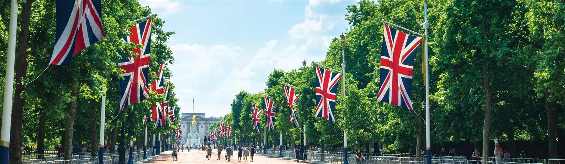 London & Buckingham Palace