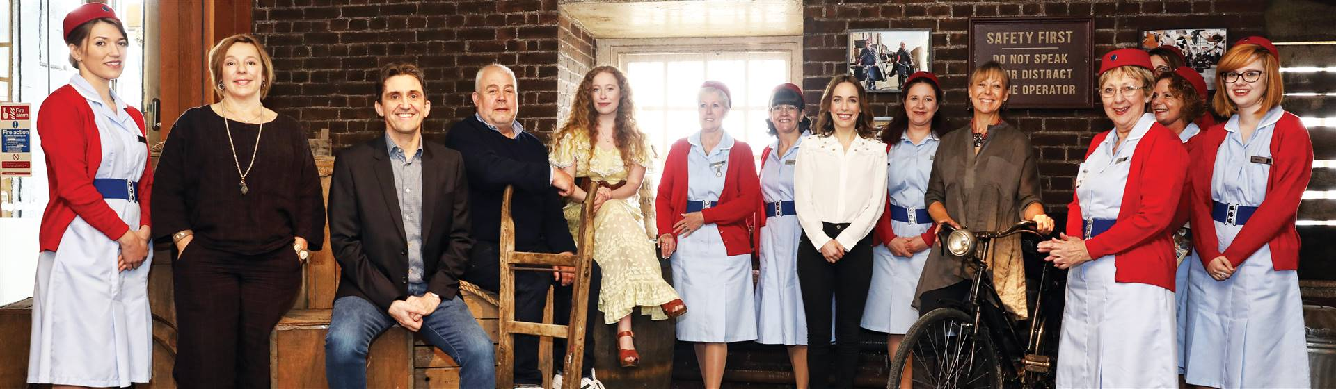 Discovering Wartime Kent & Call the Midwife 2022