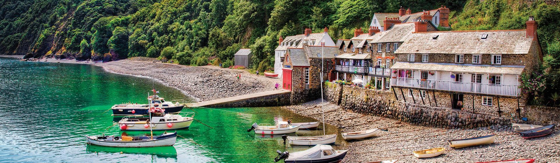 Enchanting Devon, Ilfracombe, Woolacombe & Cruise