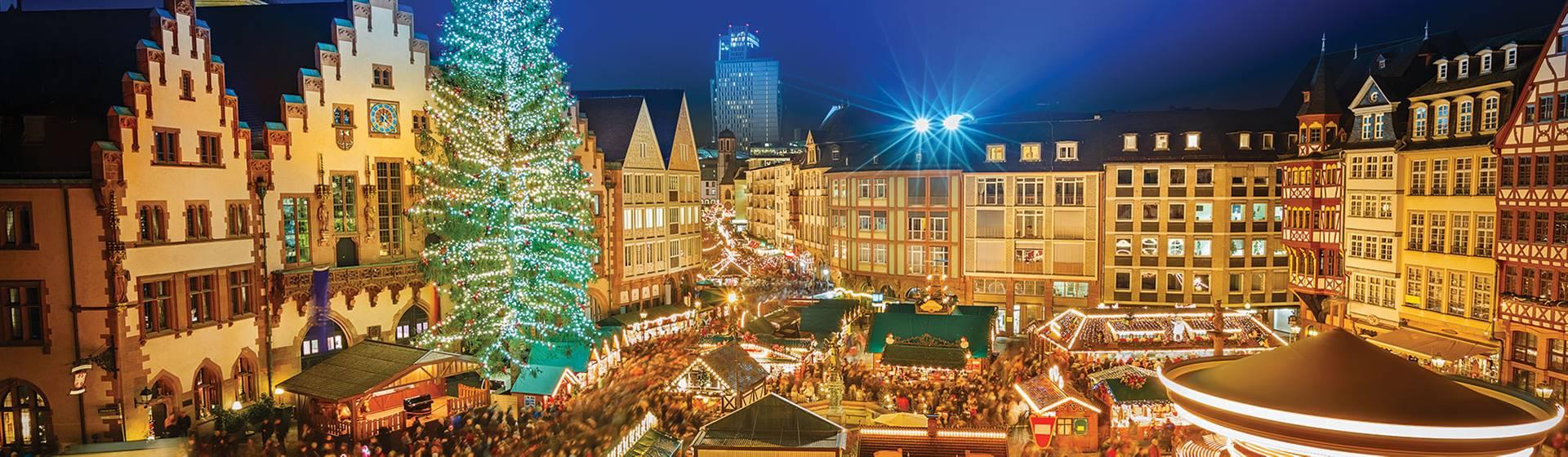 Rudesheim & Frankfurt Christmas Markets