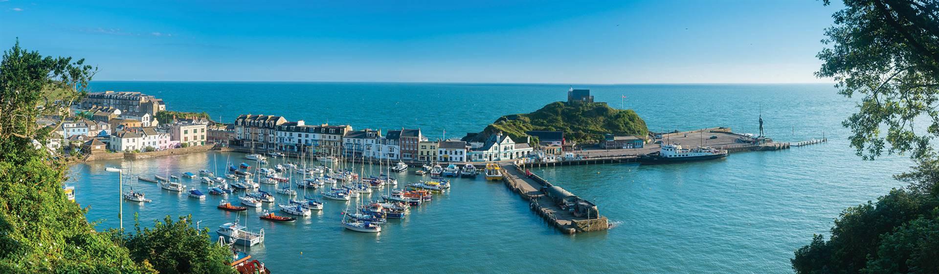 Enchanting Devon:Ilfracombe,Bideford & Cruise 2022