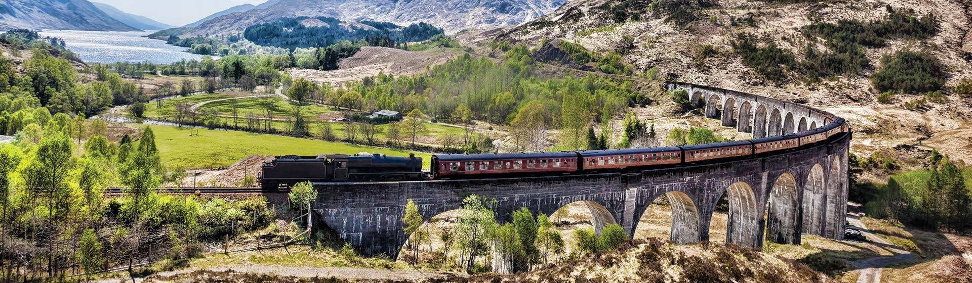 Royals & Rails in Scotland