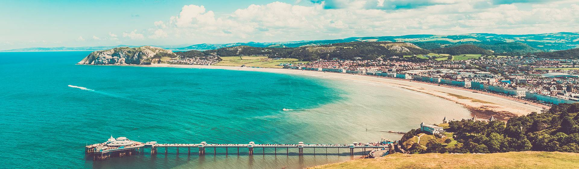 Llandudno & the Wonders of North Wales