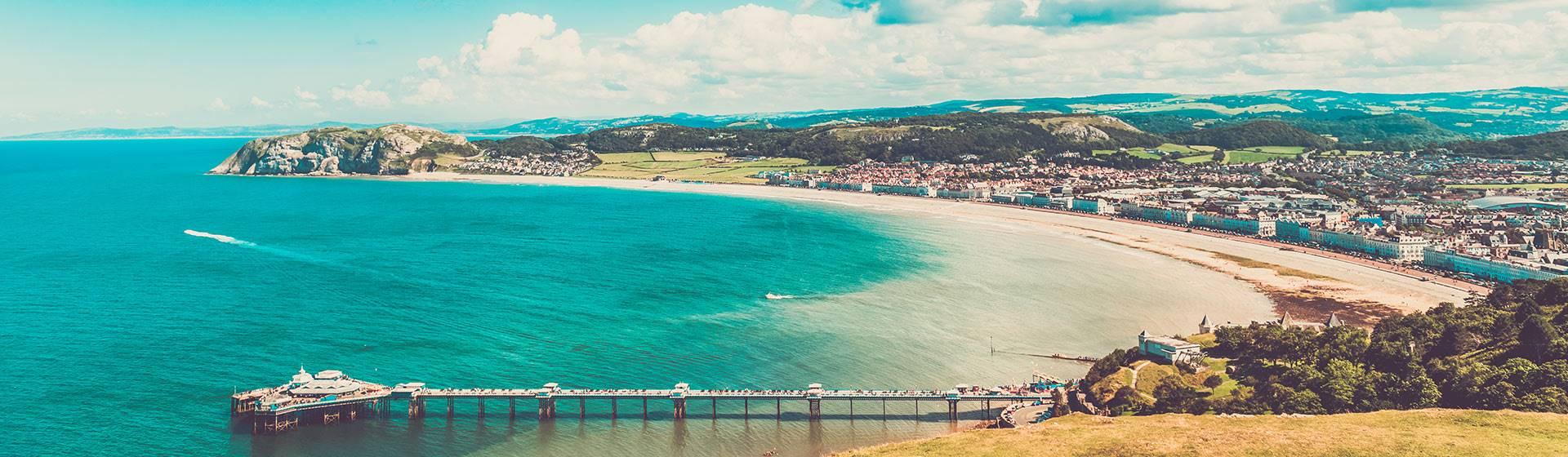 Llandudno Welsh Seaside Day Out
