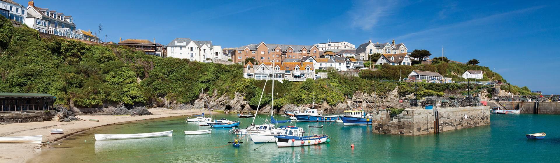 Newquay & Cornwall's Atlantic Coast