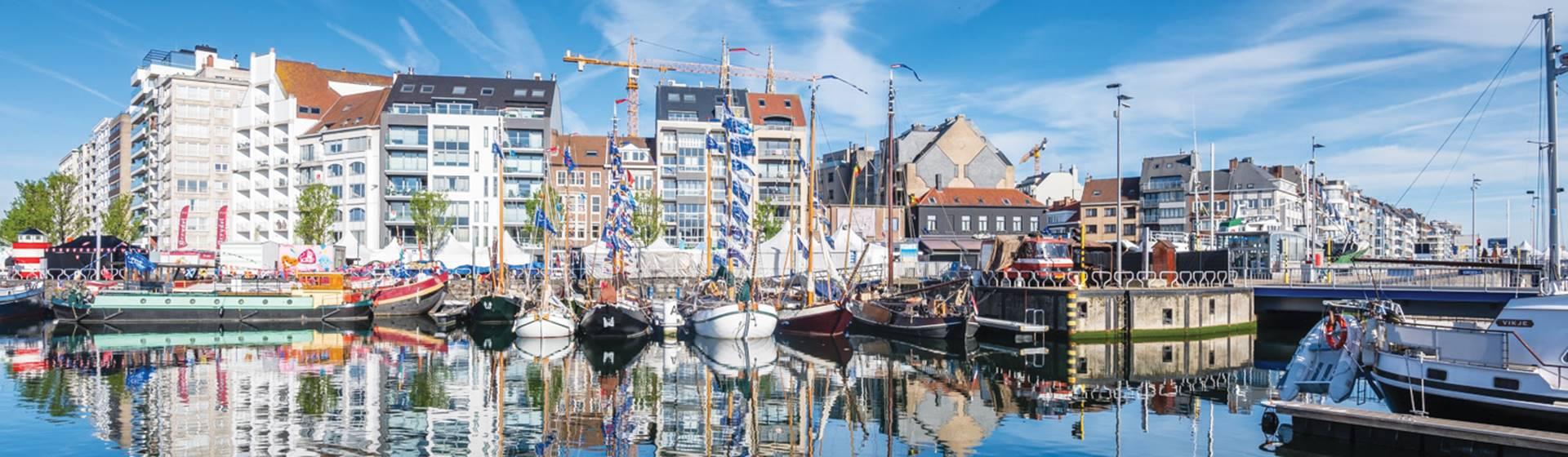 Ostend at Anchor ft Bruges & Ypres