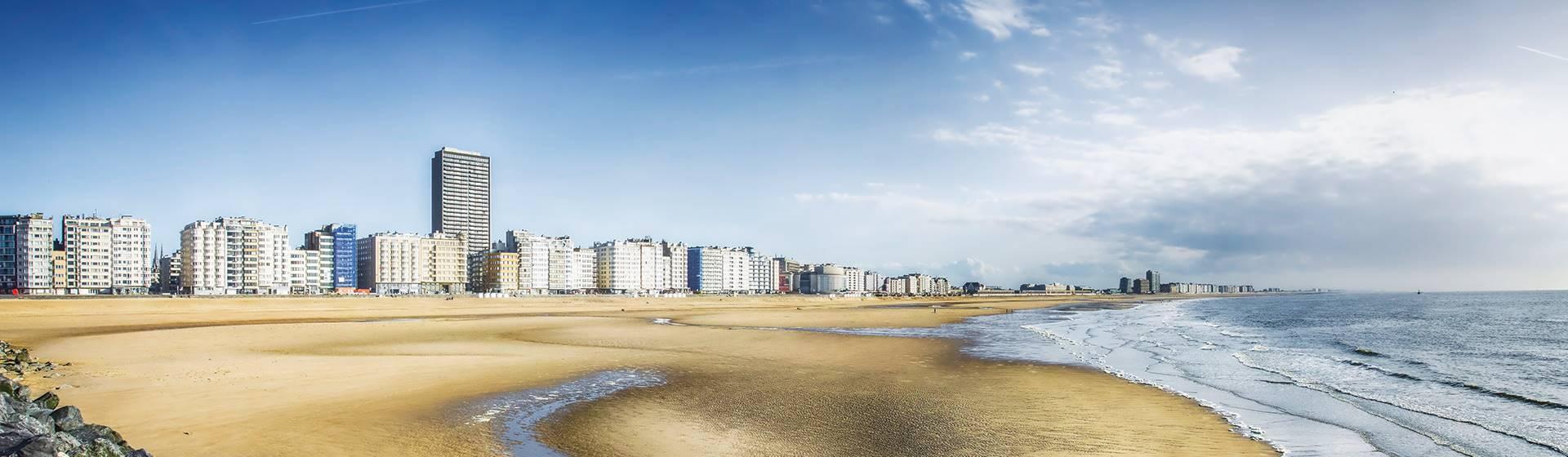 Ostend Beach Break ft Bruges & Ypres