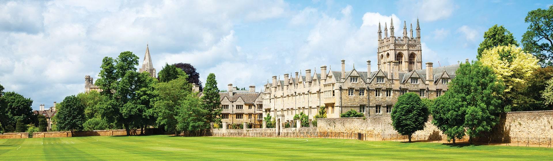 Morse's Oxford & Downton Abbey
