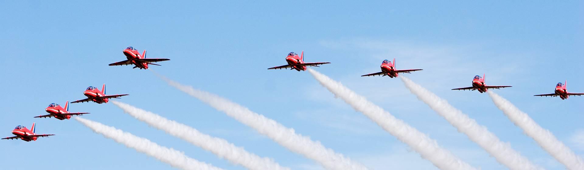 Bournemouth Annual Summer Air Festival Weekend
