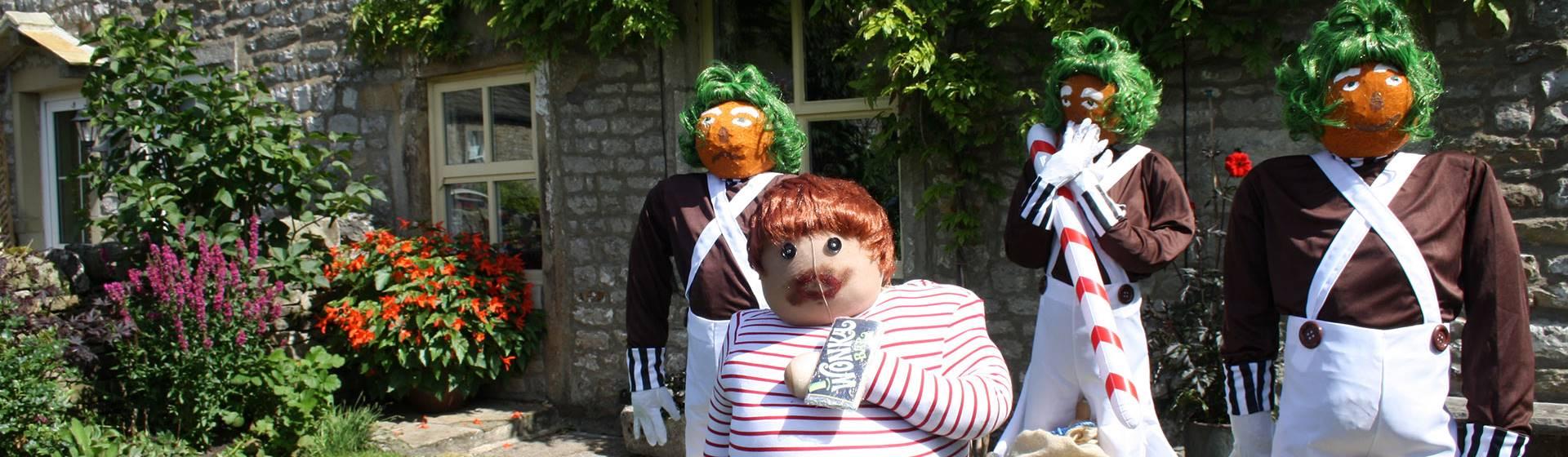 Yorkshire Scarecrow Festival