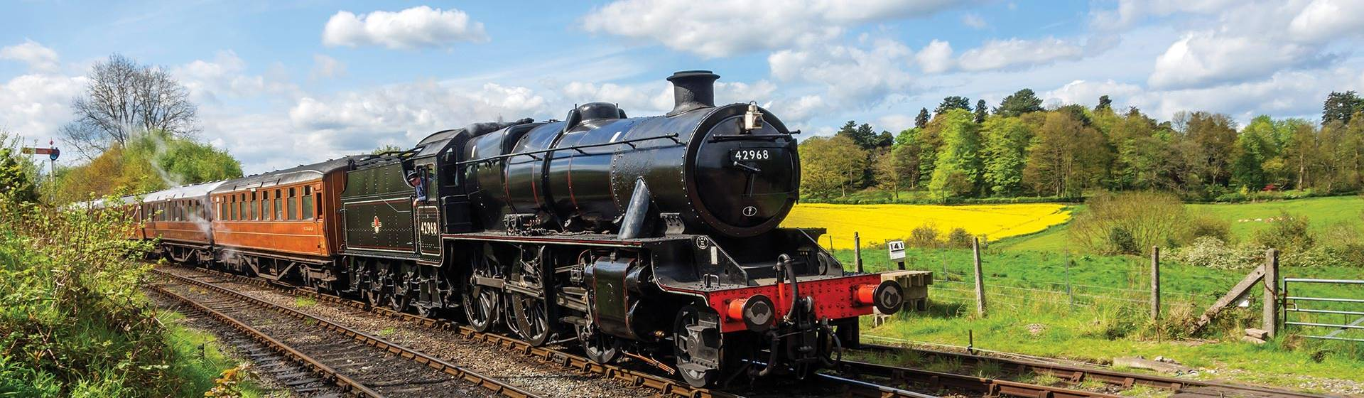 Severn Valley Railway & Shrewsbury