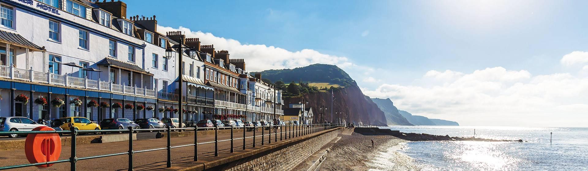 Elegant Sidmouth ft: South Devon & Dorset Delights