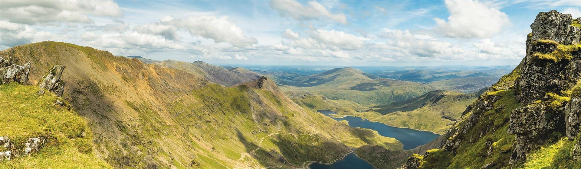 Sights of Snowdonia