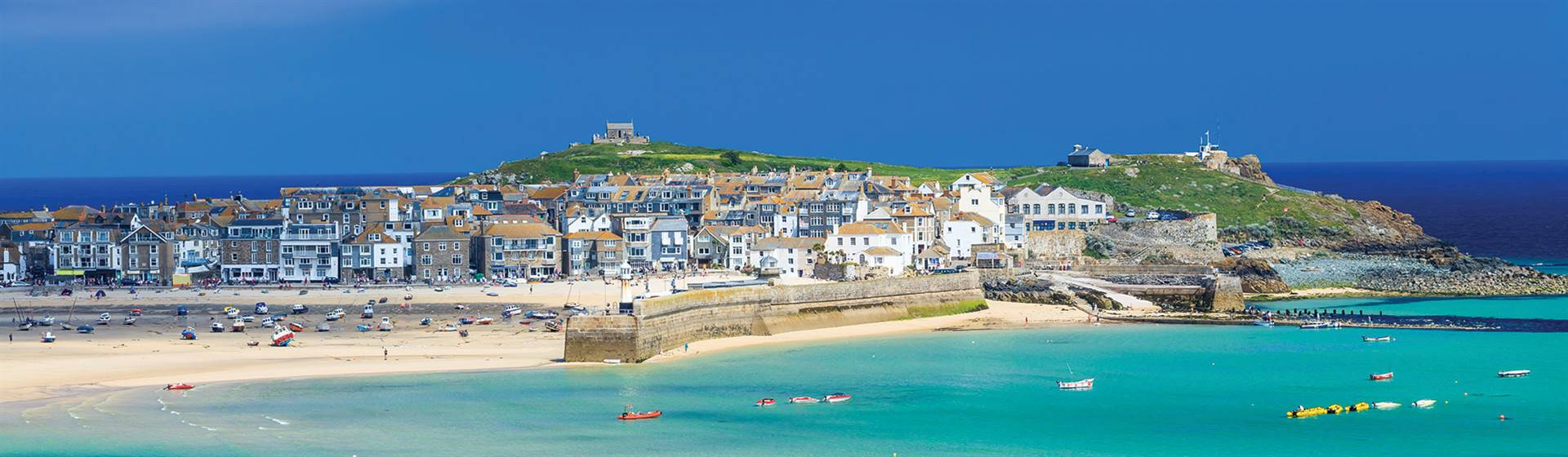Colourful Cornish Highlights - Rosemundy House Htl