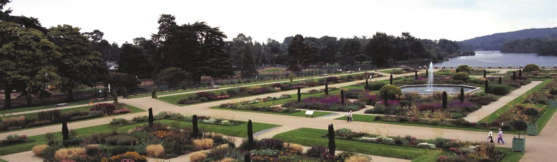 Italian Trentham Gardens