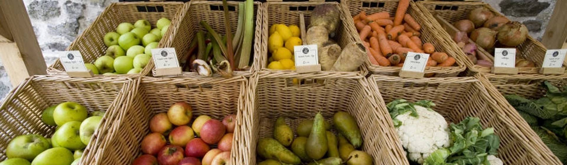 Artisan Food Market at Waddesdon Manor & Gardens