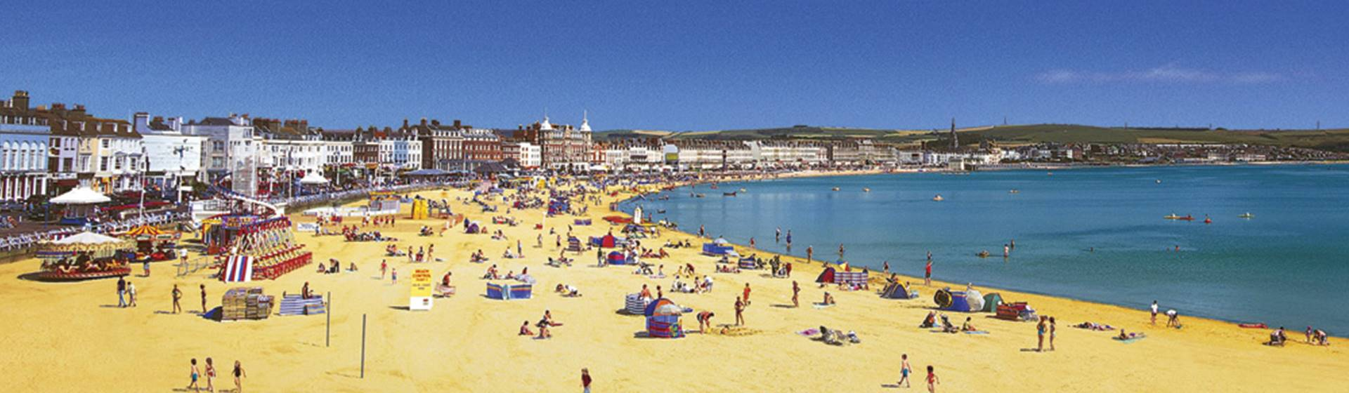 Weymouth & the Wonders of Wessex